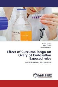 Effect of Curcuma longa on Ovary of Endosulfan Exposed mice