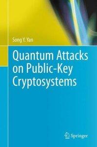 Quantum Attacks on Public-Key Cryptosystems