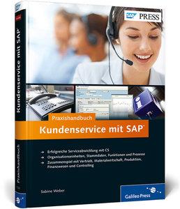 Praxishandbuch Kundenservice mit SAP