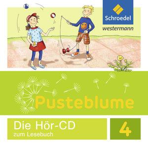 Pusteblume. Das Lesebuch 4. Hör-CD. Allgemeine Ausgabe