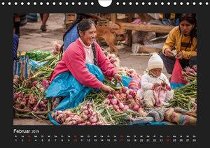 Peru, die Inkas und ihre Ahnen / CH-Version (Wandkalender 2019 D