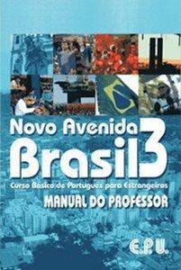 Novo Avenida Brasil 3. Manual do Professor
