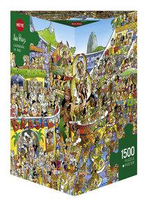 Carnival in Rio Puzzle