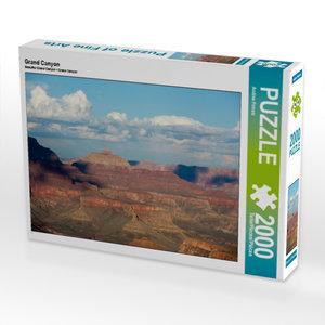 CALVENDO Puzzle Grand Canyon 2000 Teile Lege-Größe 90 x 67 cm Fo