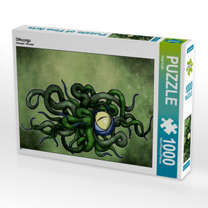Othuyega 1000 Teile Puzzle hoch