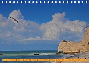 Quer durch die Normandie