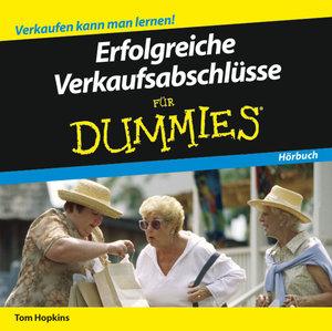 Erfolgreiche Verkaufsabschlüsse für Dummies Hörbuch