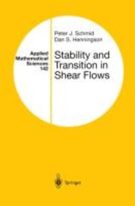 Stability and Transition in Shear Flows
