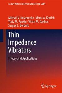 Thin Impedance Vibrators