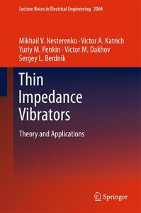 Thin Impedance Vibrators