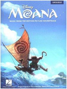 Moana: Music From The Motion Picture Soundtrack (Ukulele)