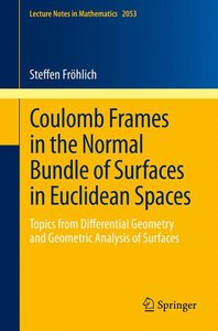 Coulomb Frames in the Normal Bundle of Surfaces in Euclidean Spa