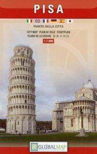 LAC Pianta della Citta Pisa