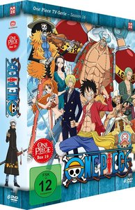 One Piece - TV-Serie - Box 19 (Episoden 575-601) - exklusive Epi