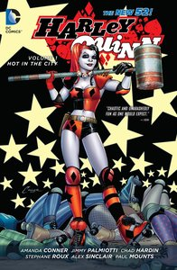 Harley Quinn Vol. 01. Hot in the City (The New 52)
