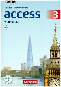 English G Access Band 3: 7. Schuljahr - Baden-Württemberg - Work