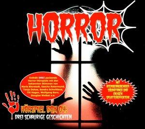 Horror Hörspiel Box 4-Drei Schaurige Geschichten
