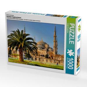Ein Motiv aus dem Kalender Istanbul Impressionen 1000 Teile Puzz