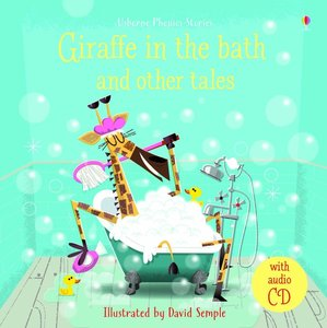 Giraffe in the Bath and Other Stories. Book + CD