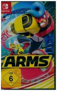 ARMS, 1 Nintendo Switch-Spiel