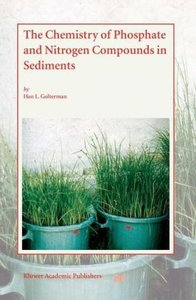 The Chemistry of Phosphate and Nitrogen Compounds in Sediments
