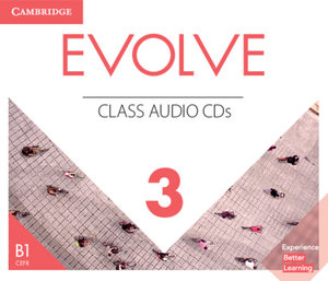 Evolve 3 (B1). Class Audio CDs