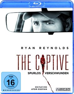The Captive-Blu-ray Disc