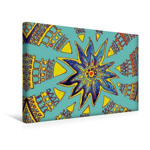 Premium Textil-Leinwand 45 cm x 30 cm quer Supernova