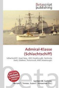 Admiral-Klasse (Schlachtschiff)