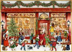 A4-Wandkalender - Chocolaterie - zum Schließen ins Bild klicken