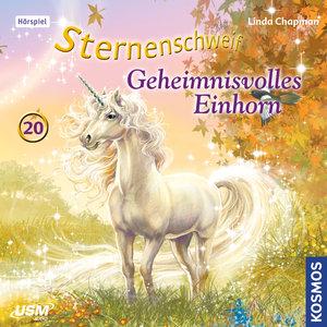 Sternenschweif 20: Geheimnisvolles Einhorn