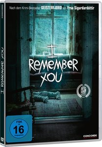I Remember You, 1 DVD