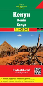 FuB Kenya 1 : 1 000 000