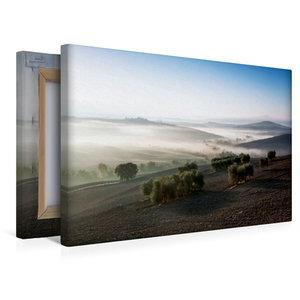 Premium Textil-Leinwand 45 cm x 30 cm quer Blick ins Val d\'Orci