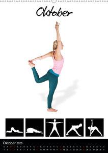 Yoga in Bildern