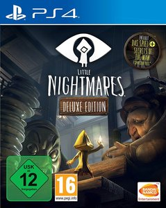Little Nightmares, 1 PS4-Blu-ray Disc (Deluxe Edition)