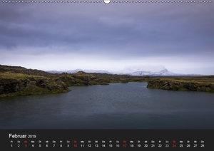 Island (Wandkalender 2019 DIN A2 quer)