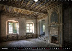 Italiens vergessene Palazzi (Wandkalender 2019 DIN A3 quer)