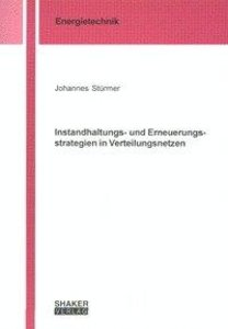 Instandhaltungs- und Erneuerungsstrategien in Verteilungsnetzen