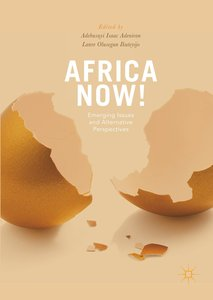 The Palgrave Handbook of Africa and Society