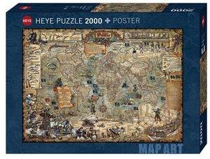 Pirate World Puzzle