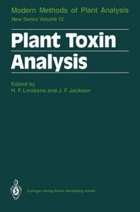 Plant Toxin Analysis