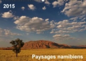 Wolf, G: Paysages Namibiens / Fr-Version