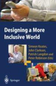 Designing a More Inclusive World