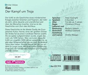 Ilias. 4 CDs