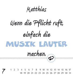 Namenskalender Matthias