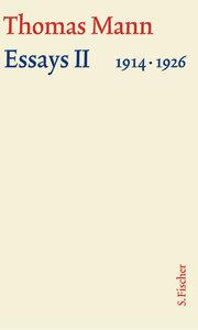 Essays 02. Große kommentierte Frankfurter Ausgabe. Textband
