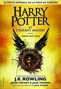 Harry Potter et l\'Enfant Maudit - Parties une et deux