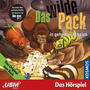 Das Wilde Pack In Geheimer Mission (07)