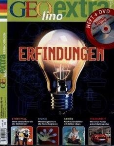 GEOlino extra Erfindungen inkl. DVD